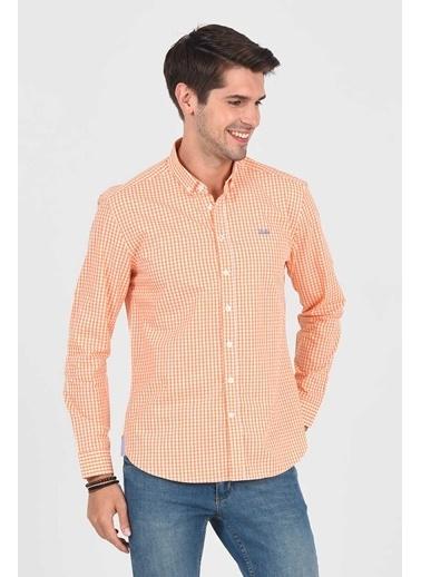 UCLA Gömlek Oranj